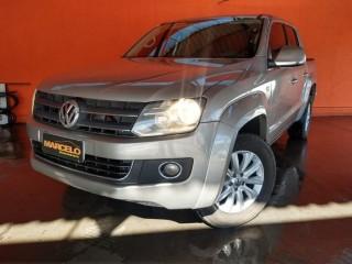 Veículo: Volkswagen - Amarok - HIGHLINE DIESEL 4X4 em Ribeirão Preto