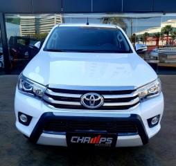 Veículo: Toyota - Hilux -  em Ribeirão Preto