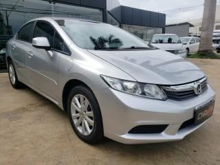 Veículo: Honda - Civic -  em Ribeirão Preto