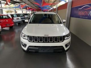 Veículo: Jeep - Compass - 2.0 16V LONGITUDE 4X4 em Cravinhos