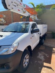 Veículo: Toyota - Hilux - 3.0 4X4 CS CHASSI 16V TURBO INTERCOOLER em Cravinhos