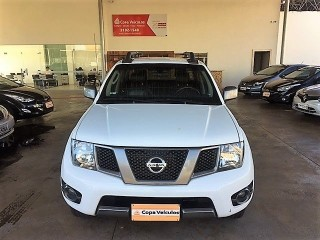 Frontier 2.5 SV ATTACK 4X2 CD TURBO ELETRONIC DIESEL 4P MANUAL