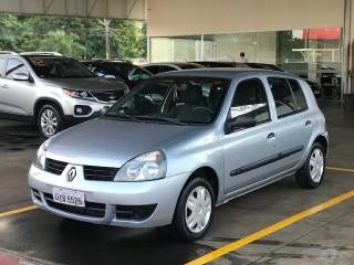 Veículo: Renault - Clio - 1.0 AUTHENTIQUE 16V HI-FLEX 4P MANUAL em Ribeirão Preto