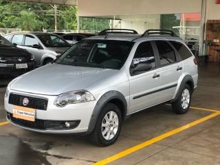 Veículo: Fiat - Palio Weekend - 1.6 TREKKING  16V FLEX 4P MANUAL em Ribeirão Preto
