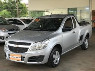 Veículo: Chevrolet (GM) - Montana - 1.4 MPFI LS CS 8V FLEX 2P MANUAL em Ribeirão Preto