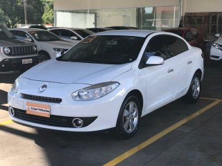 Veículo: Renault - Fluence - 2.0 DYNAMIQUE 16V FLEX 4P AUTOMÁTICO em Ribeirão Preto