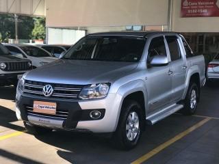 Veículo: Volkswagen - Amarok - 2.0 SE 4X4 CD 16V TURBO INTERCOOLER DIESEL 4P MANUAL em Ribeirão Preto