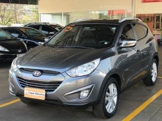 Veículo: Hyundai - IX 35 - 2.0 MPFI GLS 16V FLEX 4P AUTOMÁTICO em Ribeirão Preto