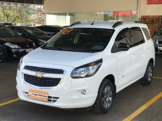 Veículo: Chevrolet (GM) - Spin - 1.8 ADVANTAGE 8V FLEX 4P AUTOMÁTICO em Ribeirão Preto