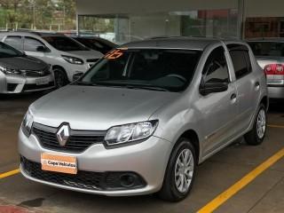 Veículo: Renault - Sandero - 1.0 AUTHENTIQUE 16V FLEX 4P MANUAL em Ribeirão Preto