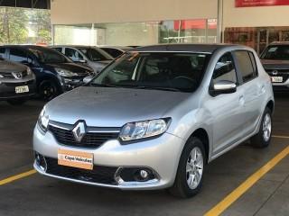 Veículo: Renault - Sandero - 1.6 16V SCE FLEX DYNAMIQUE MANUAL em Ribeirão Preto