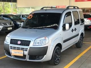 Veículo: Fiat - Doblô - 1.4 MPI ATTRACTIVE 8V FLEX 4P MANUAL em Ribeirão Preto