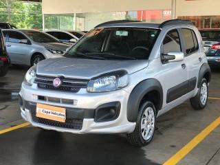Veículo: Fiat - Uno - 1.0 FIREFLY FLEX WAY 4P MANUAL em Ribeirão Preto