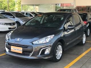 Veículo: Peugeot - 308 - 1.6 ACTIVE 16V FLEX 4P MANUAL em Ribeirão Preto