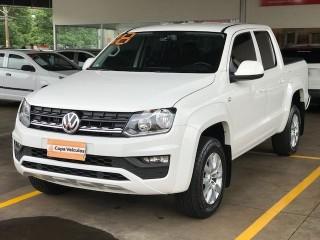 Veículo: Volkswagen - Amarok - 2.0 TRENDLINE 4X4 CD 16V TURBO INTERCOOLER DIESEL 4P AUTOMÁTICO em Ribeirão Preto