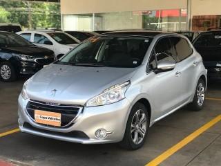 Veículo: Peugeot - 208 - 1.6 GRIFFE 16V FLEX 4P AUTOMÁTICO em Ribeirão Preto