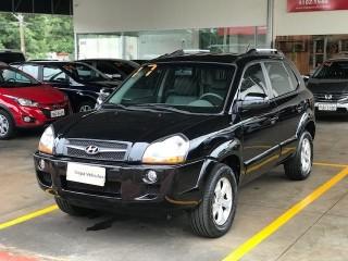 Veículo: Hyundai - Tucson - 2.0 MPFI GLS 16V 143CV 2WD FLEX 4P AUTOMÁTICO em Ribeirão Preto
