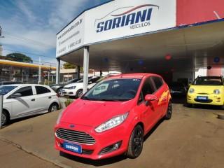 Veículo: Ford - Fiesta Hatch -  em Ribeirão Preto