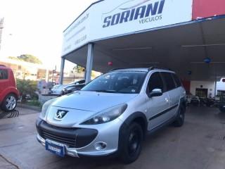 Veículo: Peugeot - 207 SW -  em Ribeirão Preto
