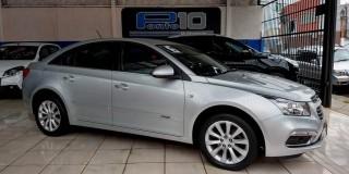 Veículo: Chevrolet (GM) - Cruze - LT 1.8 Ecotec 6 Automático Couro Rodas Som em Ribeirão Preto
