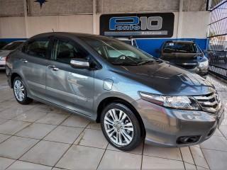 Veículo: Honda - City - EX 1.5 Flex Automático Couro Som Rodas  em Ribeirão Preto
