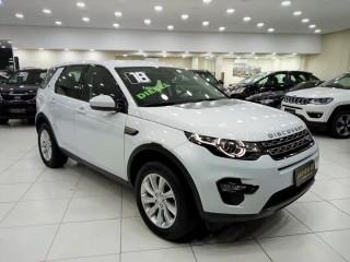 Veículo: Land Rover - Discovery - Sport SE TD4 2.0 Diesel Automática Nova em Ribeirão Preto