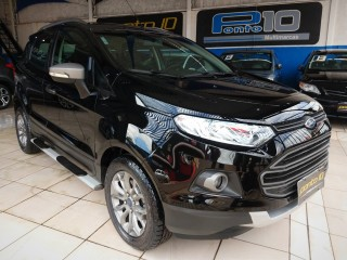 Veículo: Ford - EcoSport - Freestyle 1.6 Flex Completa Apenas 57.000 Km em Ribeirão Preto
