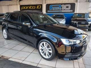 Veículo: Audi - A3 - Sportback Ambition TFSI 1.8 em Ribeirão Preto