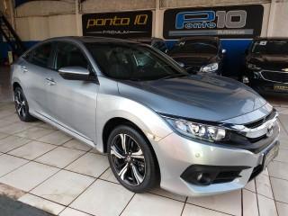 Veículo: Honda - Civic - EXL 2.0 Flex Automático Couro Rodas Apenas 49.000 KM em Ribeirão Preto