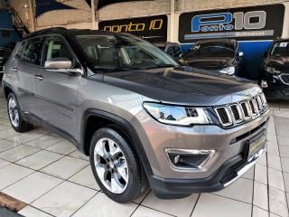Veículo: Jeep - Compass - Limited 2.0 Flex Automático Couro Rodas  Apenas 54.000 Km em Ribeirão Preto