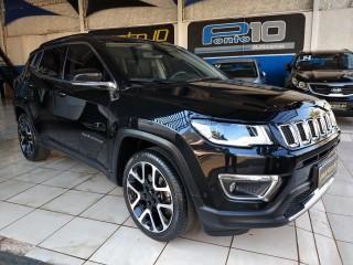 Veículo: Jeep - Compass - Limited 2.0 em Ribeirão Preto