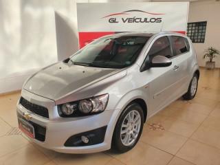 Veículo: Chevrolet (GM) - Sonic - 1.4 LTZ em Ribeirão Preto