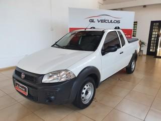 Veículo: Fiat - Strada - 1.4  CE HARD WORKING em Ribeirão Preto