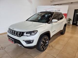 Veículo: Jeep - Compass - 2.0 LIMITED em Ribeirão Preto
