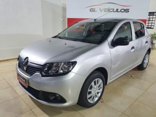 Veículo: Renault - Sandero - 1.0 AUTHENTIQUE em Ribeirão Preto