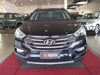 Veículo: Hyundai - Santa Fé -  em Ribeirão Preto