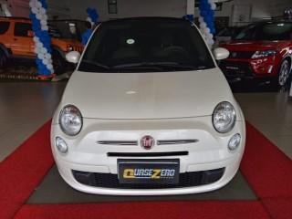 Veículo: Fiat - 500 -  em Ribeirão Preto