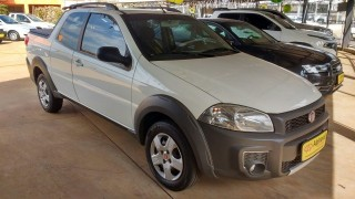 Veículo: Fiat - Strada - 1.4 MPI HARD WORKING CD 8V FLEX 3P MANUAL em Bebedouro