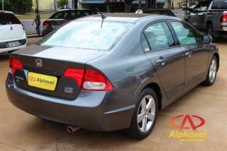 Veículo: Honda - Civic - 1.8 LXS 16V FLEX 4P AUTOMÁTICO em Bebedouro