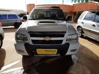 Veículo: Chevrolet (GM) - S-10 - 2.4 MPFI EXECUTIVE 4X2 CD 8V FLEX 4P MANUAL em Bebedouro