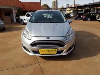Veículo: Ford - Fiesta Sedan - 1.6 SE HATCH 16V FLEX 4P MANUAL em Bebedouro