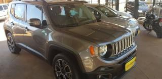 Veículo: Jeep - Renegade - 1.8 16V FLEX LONGITUDE 4P AUTOMÁTICO em Bebedouro