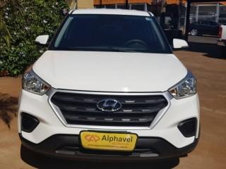Veículo: Hyundai - Creta - 1.6 16V FLEX ATTITUDE AUTOMÁTICO em Bebedouro