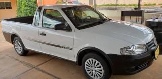 Veículo: Volkswagen - Saveiro - 1.6 MI TITAN CS 8V FLEX 2P MANUAL G.IV em Bebedouro