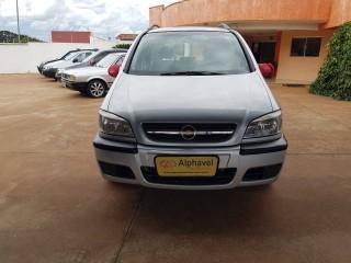 Veículo: Chevrolet (GM) - Zafira - 2.0 MPFI EXPRESSION 8V FLEX 4P AUTOMÁTICO em Bebedouro