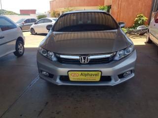Veículo: Honda - Civic - 2.0 LXR 16V FLEX 4P AUTOMÁTICO em Bebedouro
