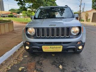 Veículo: Jeep - Renegade - 2.0 16V TURBO DIESEL LONGITUDE 4P 4X4 AUTOMÁTICO em Bebedouro