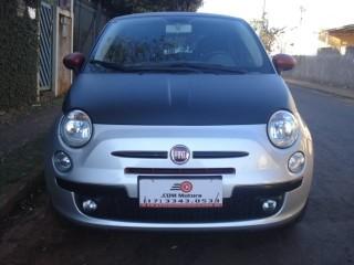 Veículo: Fiat - 500 - 1.4 CULT 8V FLEX 2P MANUAL em Bebedouro