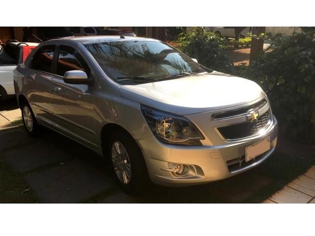 Veículo: Chevrolet (GM) - Cobalt - LTZ 1.8 4P em Ribeirão Preto