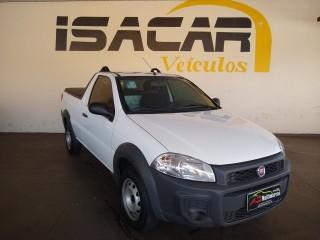 Veículo: Fiat - Strada - 1.4 MPI HARD WORKING CS 8V FLEX 2P MANUAL em Sertãozinho
